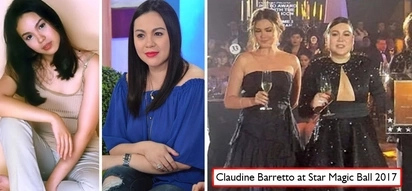 Sino yan Angge? Netizens hit on Claudine Barretto as unrecognizable during Star Magic Ball