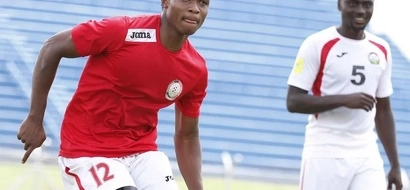 Harambee Stars player accosted by gunmen in South Africa, his life is in danger