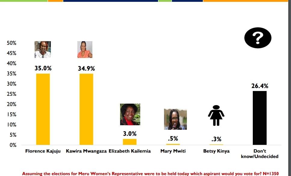 Uhuru's point man in Meru beaten in latest poll