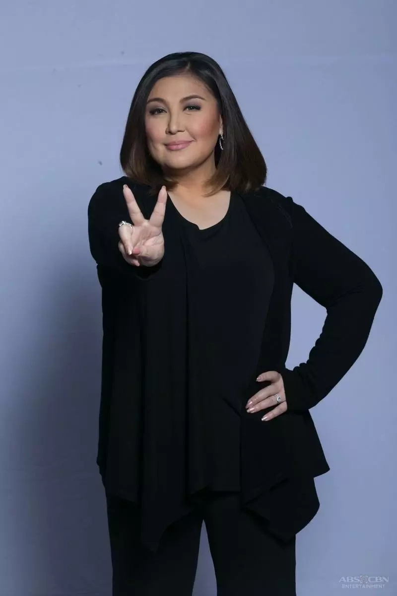 Sharon Cuneta's battle with the bulge continues