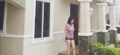 Hard work pays off indeed! Kim Domingo is ecstatic about her new Mediterranean-themed home