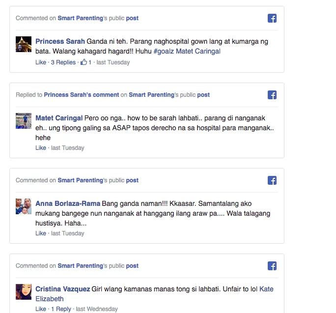 Bagong panganak ba talaga si Sarah Lahabati? Netizens ask 'How to be you po?'