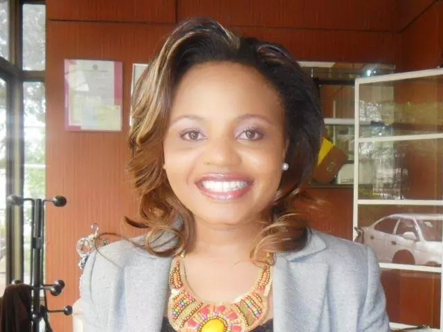 TV presenter Mwanaisha Chidzuga rants at Uchumi Supermarket after tasteless cake