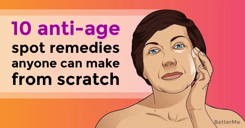 10 anti-age spot remedies anyone can make from scratch