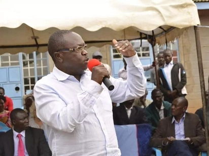 Wetangula's removal as minority leader is not ODM senator's affair but that of the party - Rongo MP