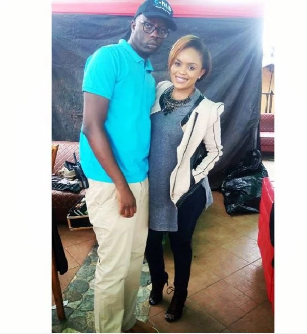 Avril hobnobbing with Raila Junior, weeks after break up