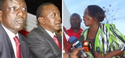 Female Jubilee governor aspirant to be arrested after allegedly doing this to a hospitalised party official