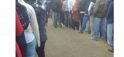Maajenti wa Jubilee wakosa kufika katika vituo vya kupigia kura
