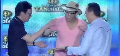 Guess who played Pak Ganern in 'Showtime' which made the crowd explode
