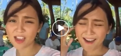 Inabot niya! Kathryn Bernardo impresses us with her 'version' of 'Versace on the Floor'