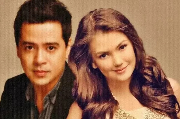 Angelica Panganiban at John Lloyd Cruz revealed part of the image of their house by accident