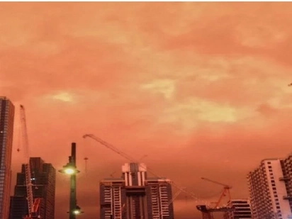 Orange sky in Luzon: Is this a sign of bad things to come?