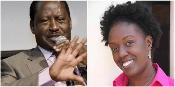 Bintiye Raila Odinga apelekwa Afrika Kusini kwa matibabu zaidi