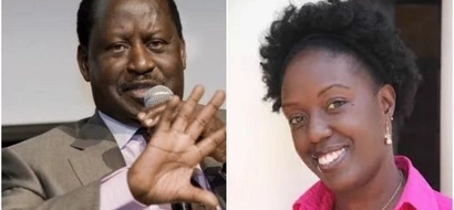 Here is why Raila Odinga's daughter was rushed to hospital