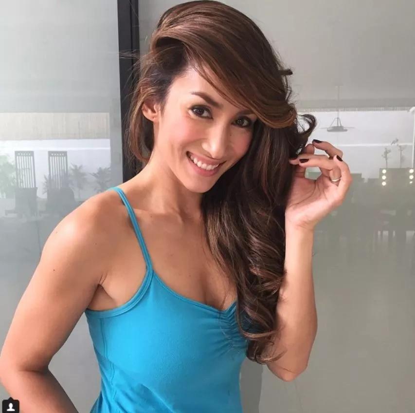 Ina Raymundo reveals her fitness secrets