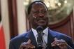 Tazama alichofanya Raila Odinga siku ya kufufuka kwa Yesu(PICHA)