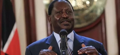 Raila's message to those claiming uncircumcised men cannot lead