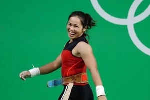 Find out what Oympic silver medalist Hidilyn Diaz ate after winning in women's weightlifting. It's superbly unhealthy!