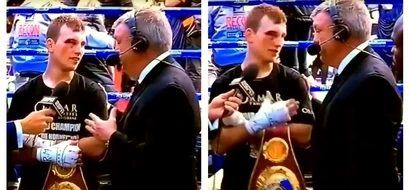 May kakampi si Pac-Man! ESPN commentator Teddy Atlas slams Jeff Horn face to face after defeating Manny Pacquiao!