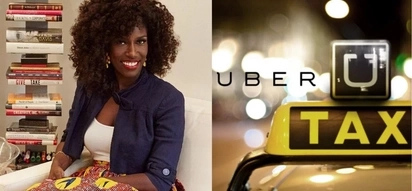Uber contracts woman, 40, to rescue the company from 'turbulent times'