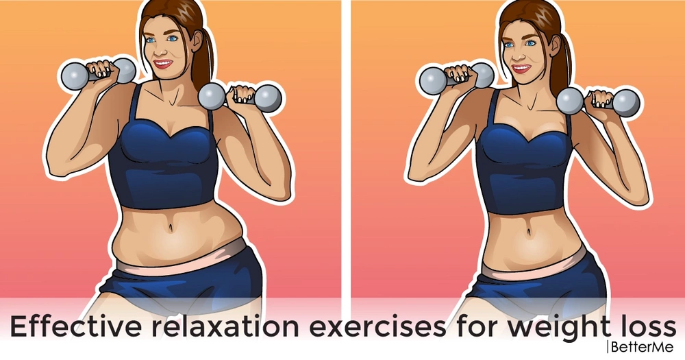 Effective relaxation exercises for weight loss