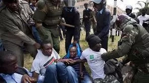 Vijana 27 waliojihami kwa silaha kali wakamatwa wakipanga kuzua fujo katika kampeni za ODM
