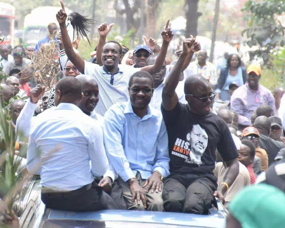 NASA MPs are conning their supporters and this is how