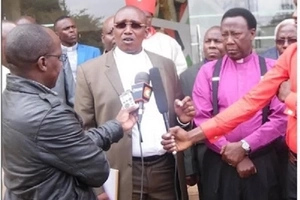 Photos of rich Nairobi pastor who compared Raila to the DEVIL on Kameme FM