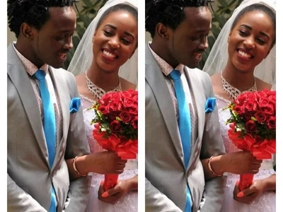 Kenyans PLEAD with gospel singer Bahati to leave his girlfriend and this is why