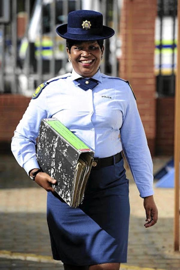Constable Nompilo Ngwenya. Source: Sowetan Live