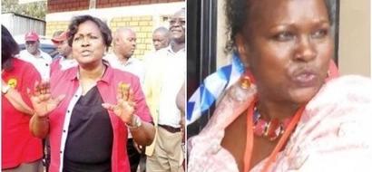 Uhuru Kenyatta's sister urges Kenyans to vote peacefully, wants senior citizens assisted