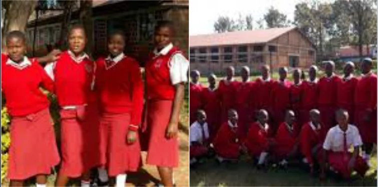 Boda boda guys cause mayhem after school from Matiang'i's backyard suspends girls who refused to shave