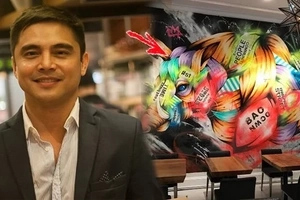 Nag level-up na siya! Marvin Agustin opens his restaurant in San Francisco, California, making Filipinos proud! Check it out.