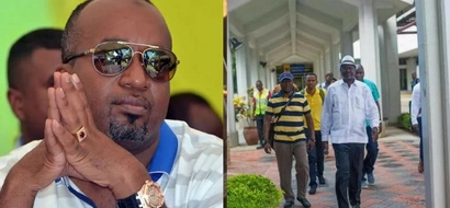 Joho's 'brother' in trouble after being reported for violence during Raila rally in Tononoka
