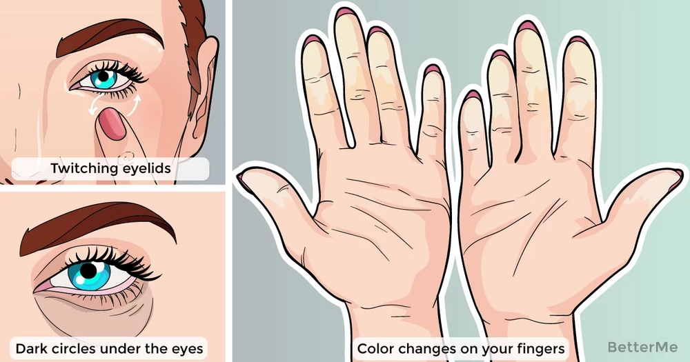 10 signs that your body is seriously telling you something
