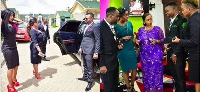 Church or fashion show? Kenya's hottest female pastor unveils the team of fashionistas who run her church