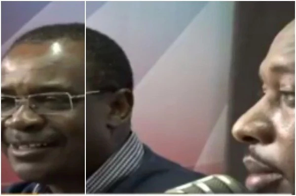 Friendly fire' as Mike Sonko and Evans Kidero meet face off with each other on Live TV