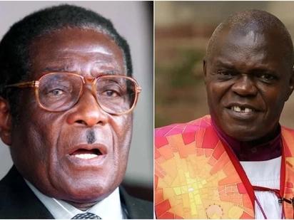 Askofu Mkuu aliyetoa ukosi kulalamikia uongozi wa Mugabe arudisha baada ya miaka 10!