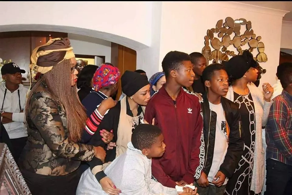 Here is the FULL list of PROPERTIES that Zari Hassan and her late husband's family are fighting for