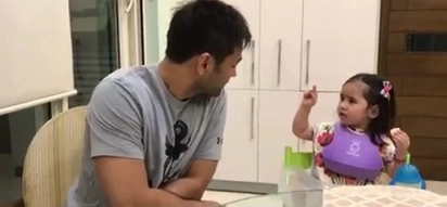 Scarlet Snow argues with dad Hayden about adding Kho in her name