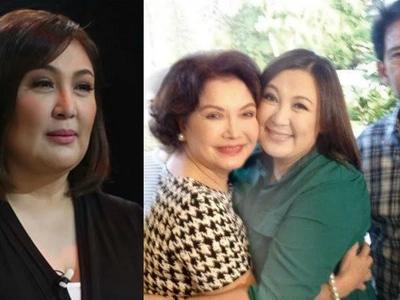 Megastar Sharon Cuneta apologizes for Sen. Tito Sotto's 'na-ano lang' remark