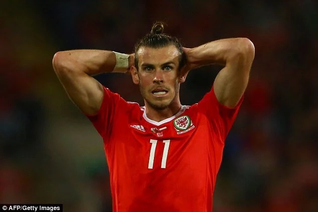 Bale, Ibrahimovic and 8 star players that will miss the 2018 World Cup in Russia