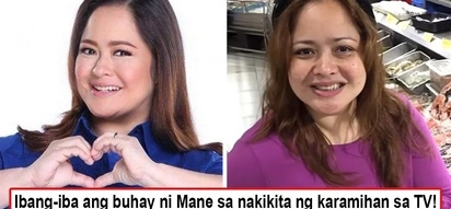 Iba po ang nasa likod ng camera! Manilyn Reynes gives people a glimpse of her real life in video, one far different from her 'reel' life