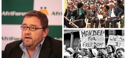 AfriForum CEO Kallie Kriel claims apartheid was not as bad as communism