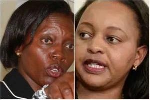 Martha Karua bursts Waiguru's bubble with an impromptu ATTACK