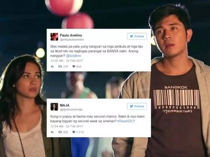 Maja Salvador and Paulo Avelino rant about the pullout of 'I'm Drunk, I Love You' in cinemas