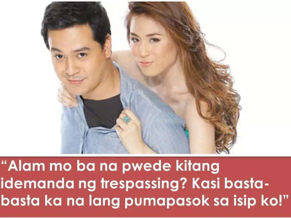 "Funny but heartwarming pick-up lines from My Amnesia Girl. Top 10 cute ""hugot"" pickup lines!"