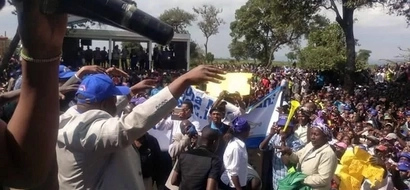 Issac Ruto launches new political party, thousands attend (photos)