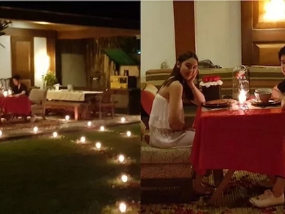 Ang sweet! Joshua Garcia and Julia Baretto go out on a romantic date!