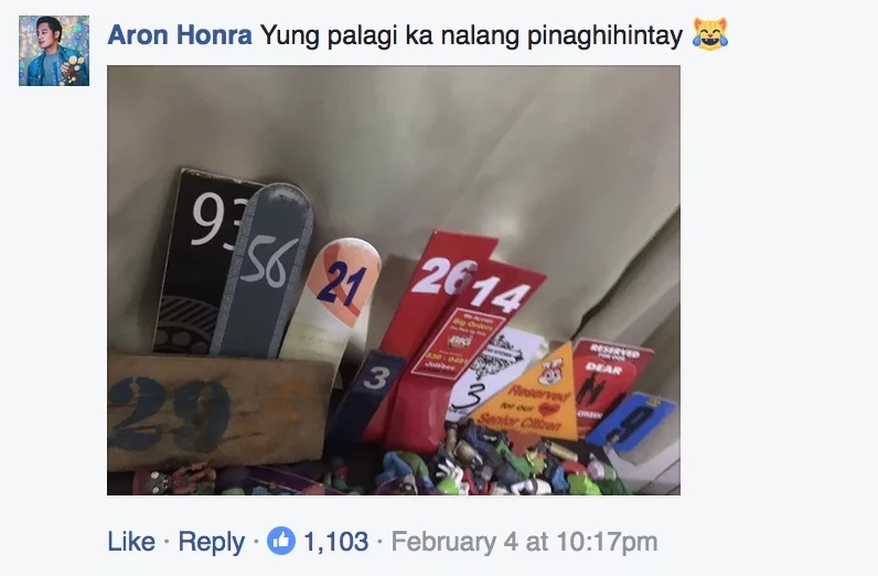 Netizen posts a collection of items that people got from fast food restaurants
